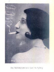 Charlotte Vyllary in: Frauenliebe 1929, Nr. 17