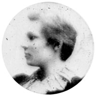 Anna Eysoldt um 1905 , some rights reserved: Christiane Leidinger